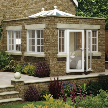 Parapet Orangery Parkview Conservatories And Orangeries