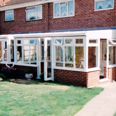 Lean-To Conservatory, Hornchurch, Essex