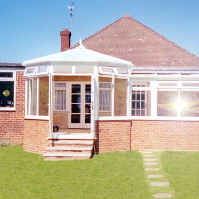 P-Shaped Conservatory, Hornchurch, Essex