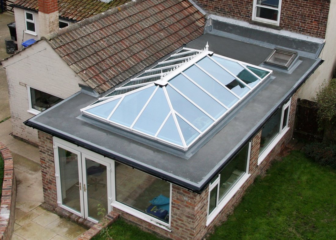 Lantern Top Orangery Parkview Conservatories And Orangeries